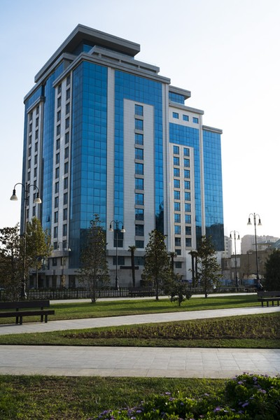 Winter Park Plaza Hotel Baku