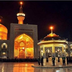 Holy Shrine Imam Riza