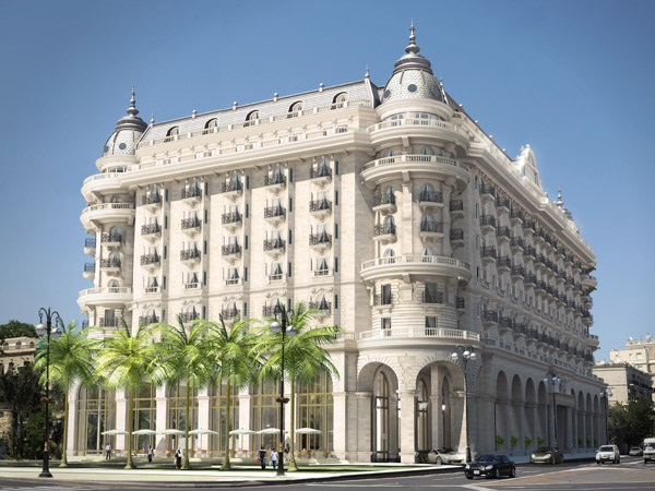 four seasons baku 1