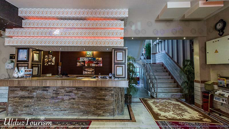 sareyn ershad hotel reception